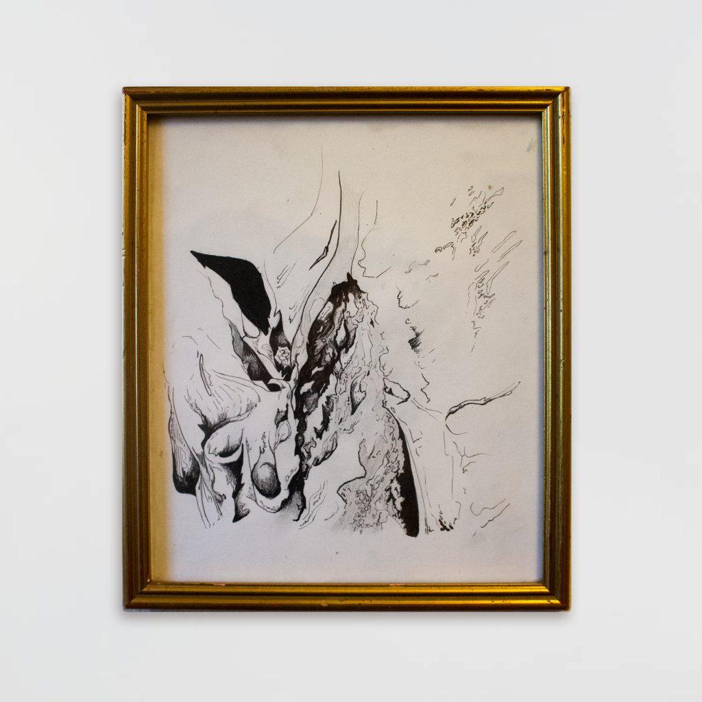 Monochrome Till Receipt (White) 1999 by Ceal Floyer born 1968